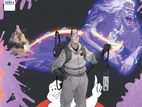 Ghostbusters Year One #2 Review - Filling in the Blanks