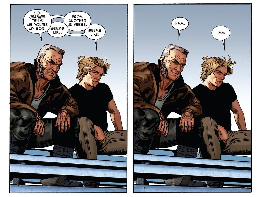 Old Man Logan and Jimmy X-Men Gold #13