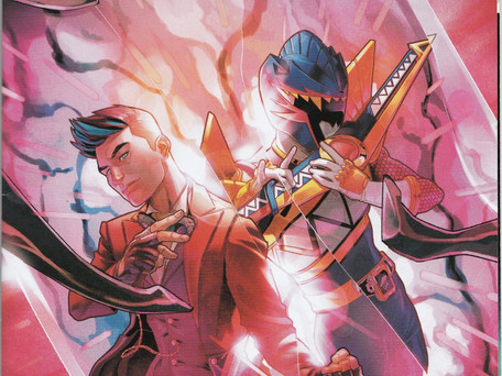 Power Rangers #35 Review - Never Try to Judge a Comic While Drunk