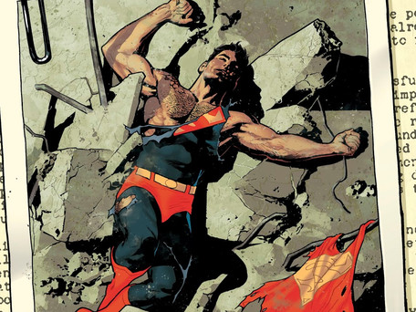 Heroes in Crisis #1 Review