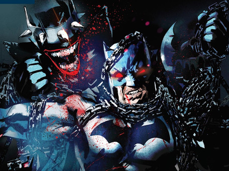 The Batman Who Laughs #3 Review - Punisher Batman Punishes