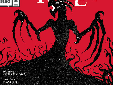 Blood Realm #2 (of 3) Review