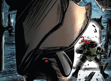 Teenage Mutant Ninja Turtles: Urban Legends #9 Review - The TMNT-Batman Crossover you never heard of