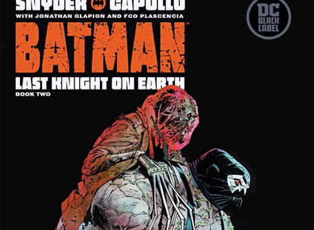 Batman: Last Knight on Earth: Book 2 - Touring a Broken World