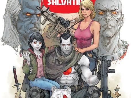 Bloodshot Salvation #12 Review - Jeff Lemire's Bloodshot is God-Tier