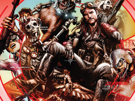 Wacky Raceland #2 Review/Rumination - Dick Dastardly isn't just a Dick, he's a Monster!