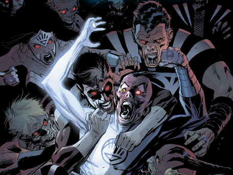 Tales From The Dark Multiverse: Blackest Night Review - What If Zombies invaded the DC Universe