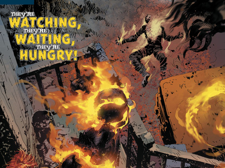 The Curse of Brimstone #8 Review - Everything Burns