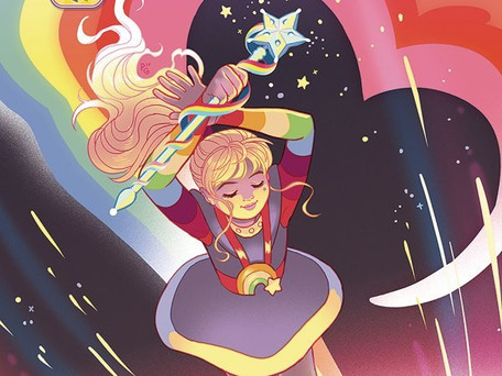 Rainbow Brite #2 Review