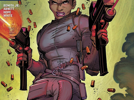 Silencer #1 Review