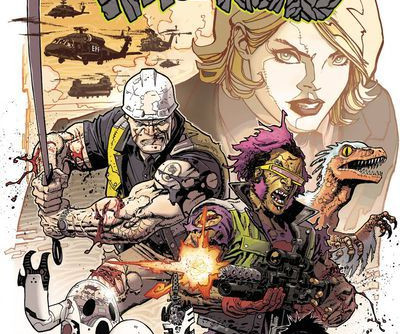 TMNT: Bebop & Rocksteady Hit the Road #2 Review/Analysis