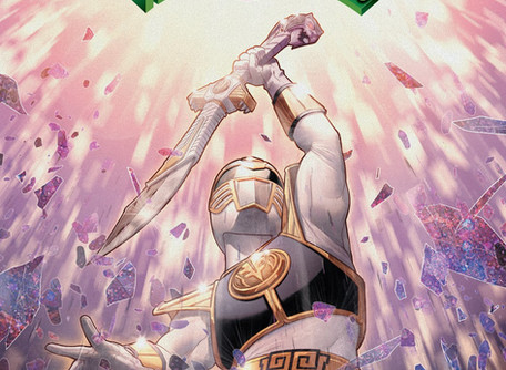 Mighty Morphin Power Rangers #40 Review - Return of the Real Power Rangers