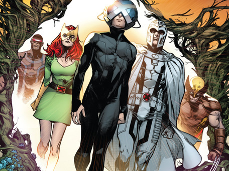 House of X #1 Review - The Return of the King