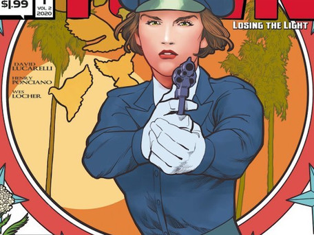 TinselTown: Losing The Light #1 Review - L.A. Confidential