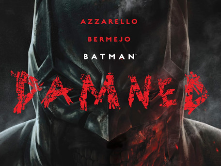 Batman Damned: Book One Review