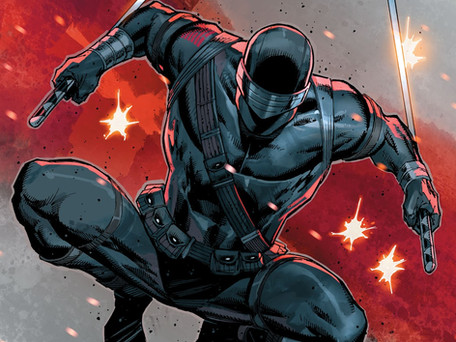 Snake Eyes: Dead Game #1 Review - The Return of An American Hero
