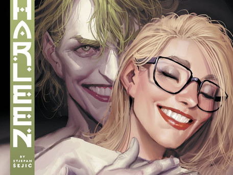 Harleen #2 Review - A Tragic Waltz with the Devil