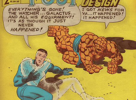 Fantastic Four: Grand Design #2 Review - Firing up the Fantastic Fours Greatest Hits