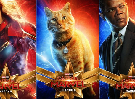 Captain Marvel - A Garbage Tier Review