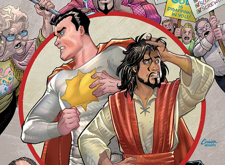 Second Coming #3 Review - Jesus Returned and No One Cared...