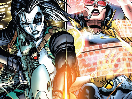 X-Force #4 Review - Krakoa Establishes its Central Intelligence