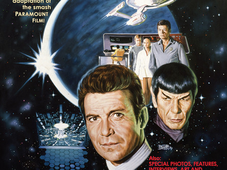 Star Trek: The Motion Picture - Official Comic Adaptation Review