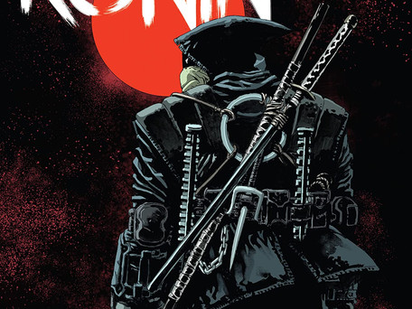 "TMNT: The Last Ronin #1 Review - Old Man ""Redacted"""