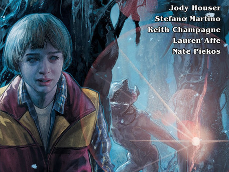 Stranger Things #3 of (4) Review