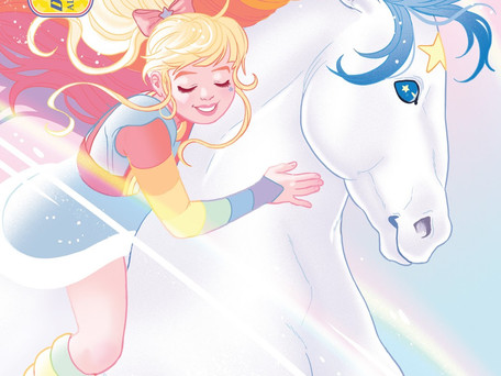 Rainbow Brite #4 (of 5) Review Massive Disappointment