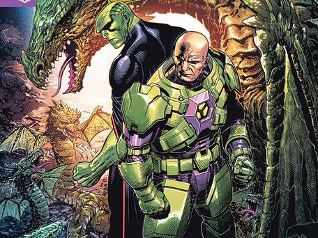 Justice League #17 Review