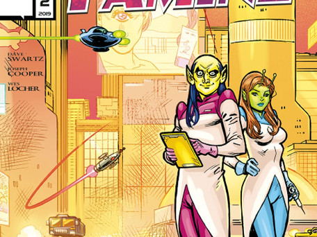 Feast or Famine #2 Review - Simply Stunning