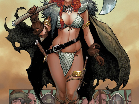 Red Sonja #1 Review - A Solid Reintroduction to the Character