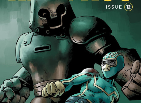 Kick-Ass #12 Review - Kick-Ass Vs The Juggernaut...Bish!!!