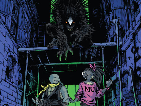 Teenage Mutant Ninja Turtles #102 Review - Grief Counseling Needed A.S.A.P.