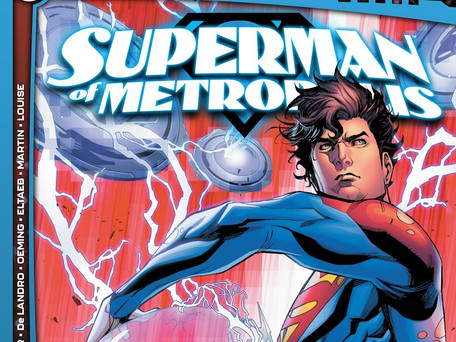 Future State: Superman of Metropolis #1 Review - The House of EL has a Shoddy Foundation
