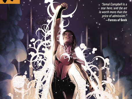 Naomi #5 Review - I was gonna write this issue off and then something amazing happened...