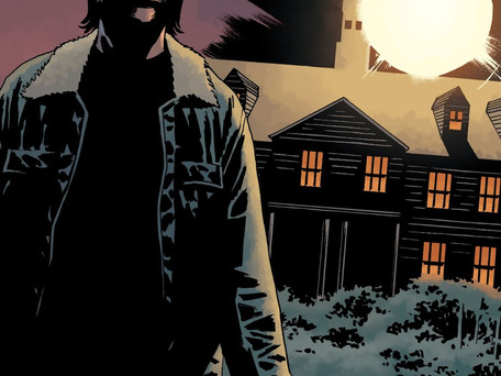 The Walking Dead #185 Review