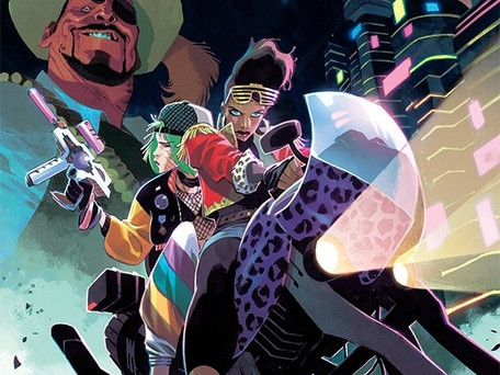 Space Bandits #1 Review - These Ladies Will Steal Your Hearts and Your Wallets