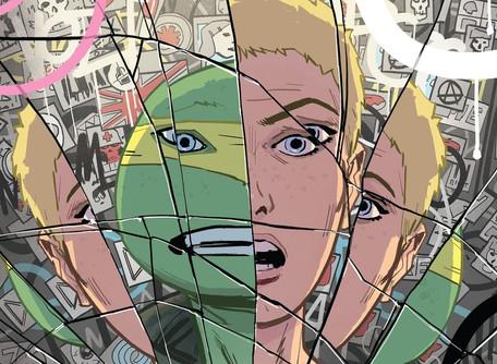 "Teenage Mutant Ninja Turtles: Jennika #2 Review - Being ""Woke"" will never make your story better."