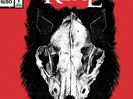 Blood Realm Vol: 3 #1 Review - Days of Future Past