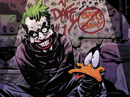 The Joker/Daffy Duck #1 Special Remastered Review - A Total Misfire