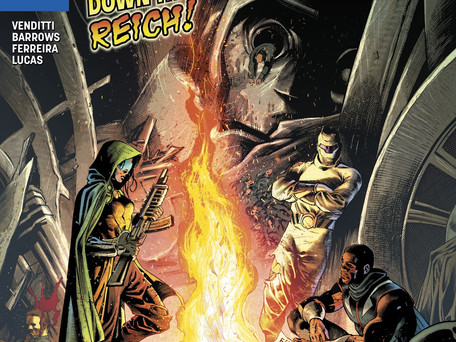 Freedom Fighters #3 Review - Breaking Generational Curses