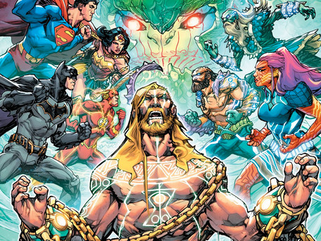 Justice League /Aquaman Drowned Earth #1 - Review