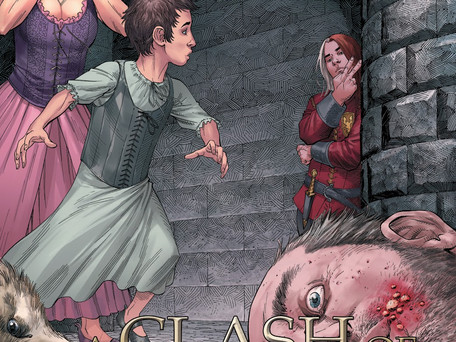 Game of Thrones: Clash of Kings #1-2 Review - This Doesn't Really Work
