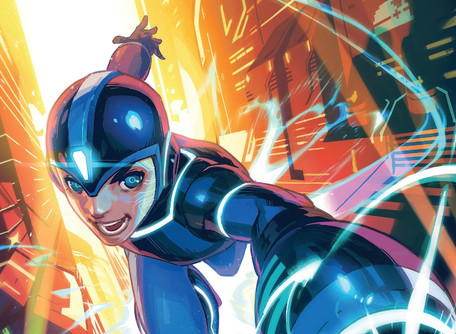 Mega Man: Fully Charged #1 Review - Super Fighting Robots!