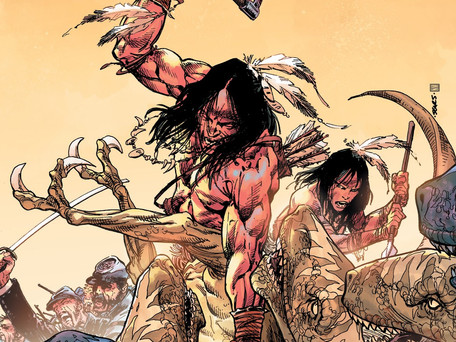Turok #2 Review - Well That Was Intense!