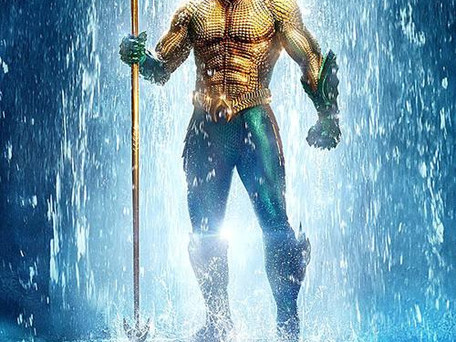 Aquaman: A Garbage Tier Review