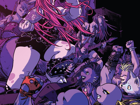 "Teenage Mutant Ninja Turtles #105 Review - ""More Teenage, Less Ninja"""