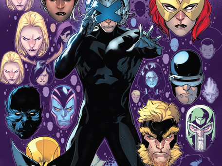 Powers of X #4 Review - Sinister is Sassy