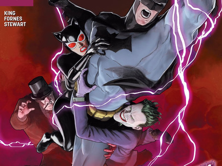 Batman #66 Review - Back to the Batsh!t